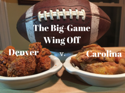 Wings for your superbowl party 2016