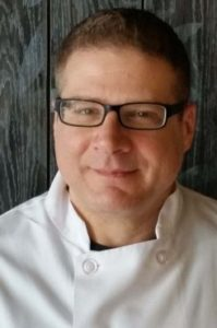 Executive Pastry Chef Stuart Marx