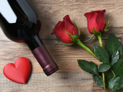 Valentines Day Wines