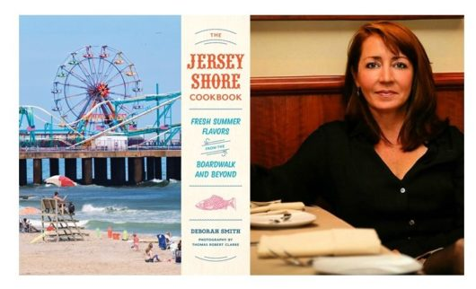 Deborah Smith, Author of The Jersey Shore Cookbook