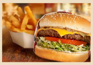 Jersey Bites March 2016 Habit Burger Combo