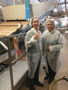 Vicenzi factory tour