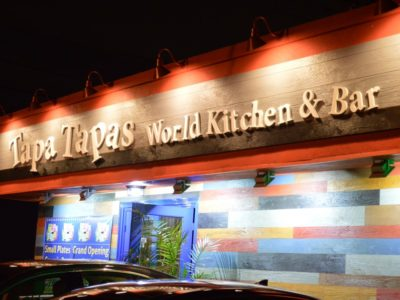 Tapa Tapas in Fairview Grand Opening