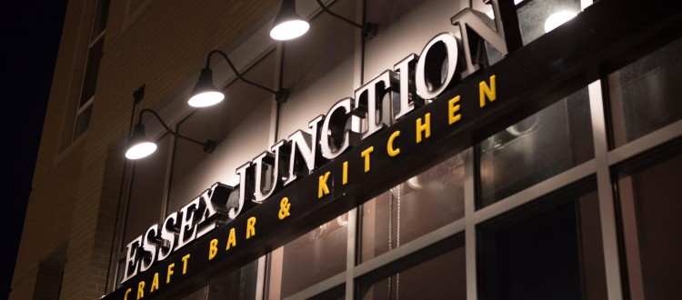 Essex Junction Craft Kitchen Bar