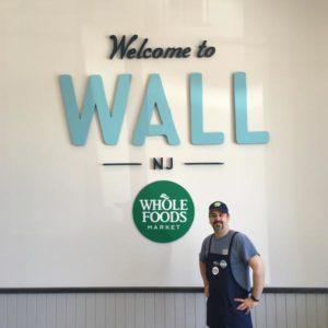 Jersey Bites April 2016 Whole Foods Wall