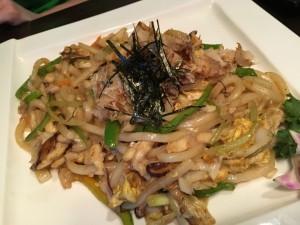 Chicken Yaki Udon OSushi
