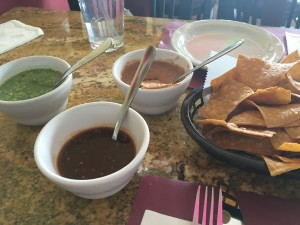El Mariachi Loco_chips and dips