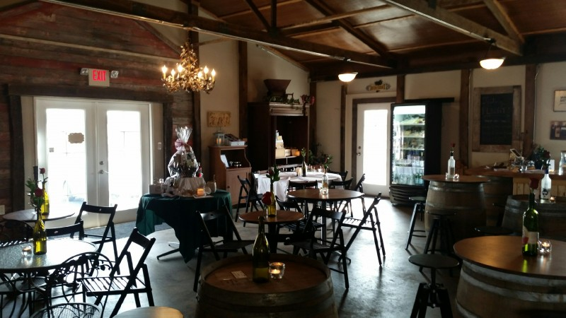 Iron Plow's Tasting Room