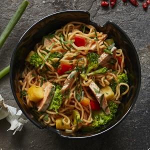 Spicy Garlic Stir-Fry