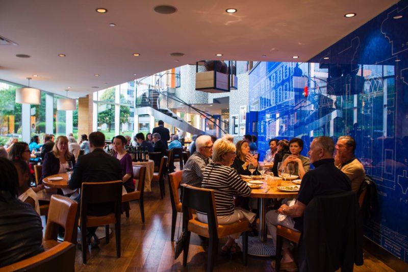 Enoteca Ursino Restaurant and Bar at Kean University