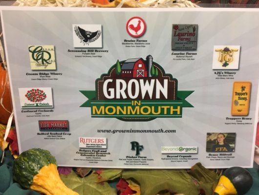 grown in monmouth