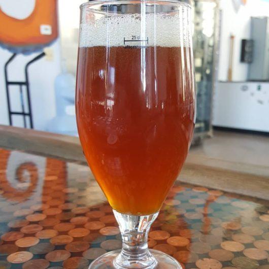 Hop Jostler IPA from Man Skirt Brewing.
