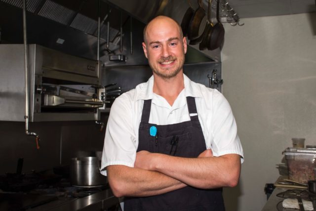 Scott Tolhurst, executive chef at Enoteca Ursino, Jersey Bites, Marina Kennedy