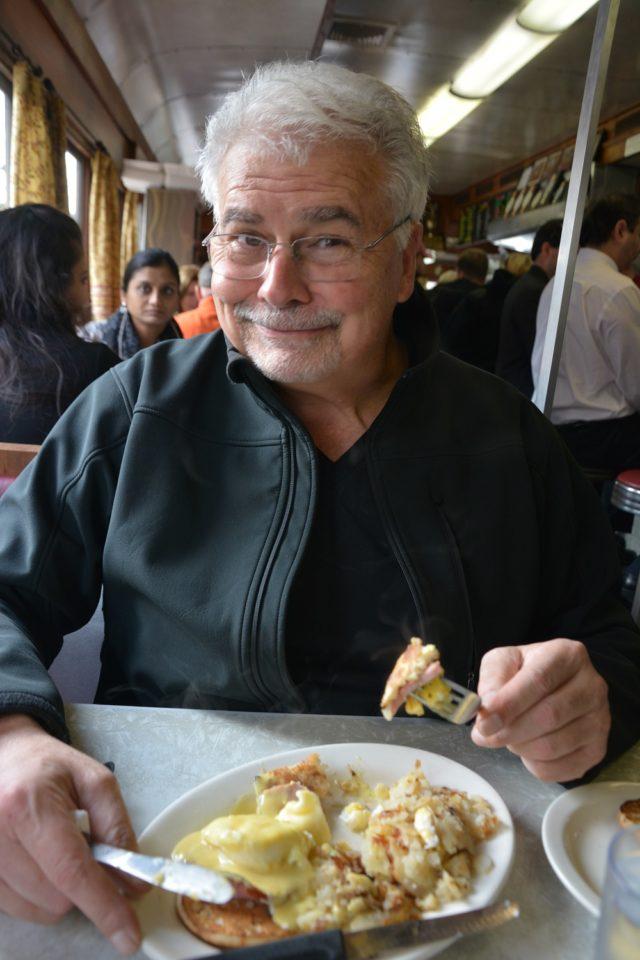 Les Cooper, Summit Diner, Jersey Bites