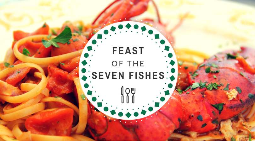 Seven Fishes Christmas.Feasts Of The Seven Fishes In The Garden State Jersey Bites