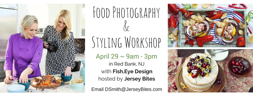 Food Styling & Photography Class
