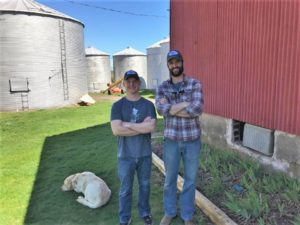 Brewer/Owners Ryan Cole and Brett Bullock, Screamin' Hill Brerwery, Jersey Bites, Pete Culos