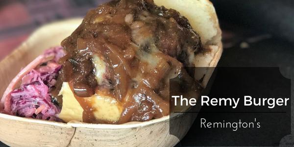The Remy Burger, Remington's