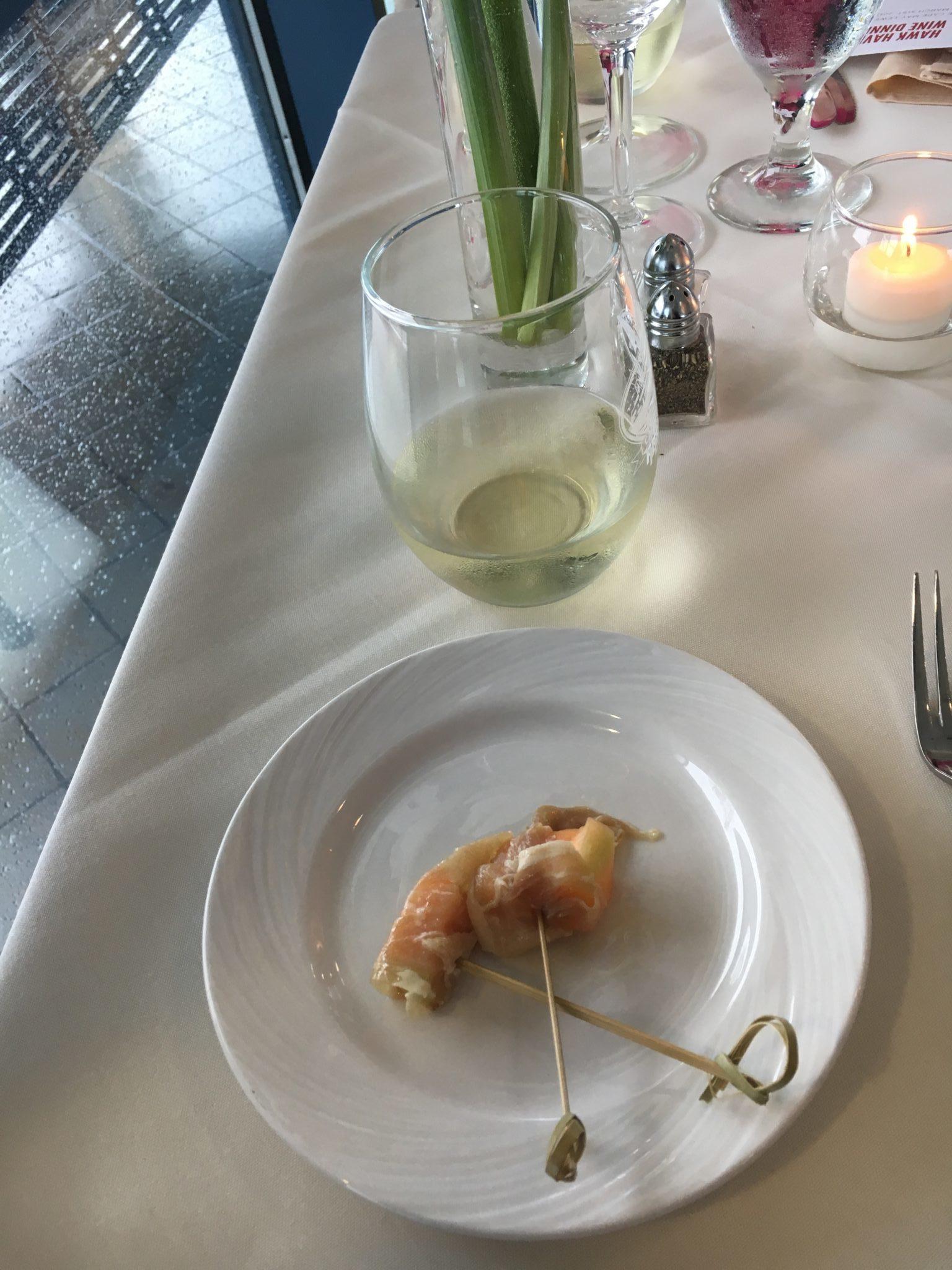 Hawk Haven Wine Dinner, David K. Mullen, Jersey Bites