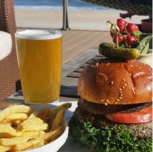 Bar burger, Avenue, Jersey Bites