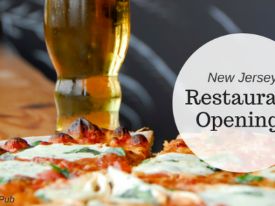 New Restaurant Openings New Jersey