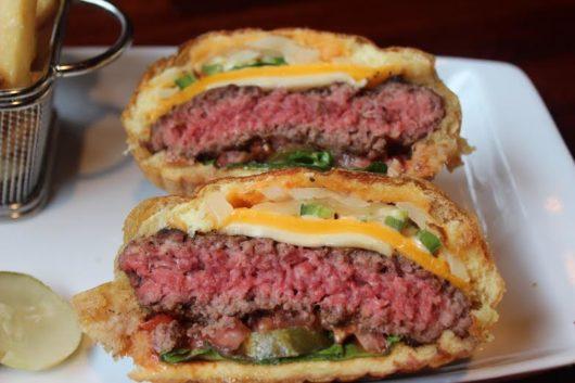 Murder Burger, Shannon Rose Irish Pub, Jersey Bites