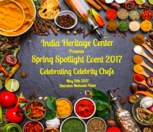 Indian heritage center Spring Event