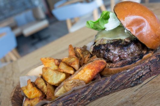 Halifax Burger, Halifax, Jersey Bites
