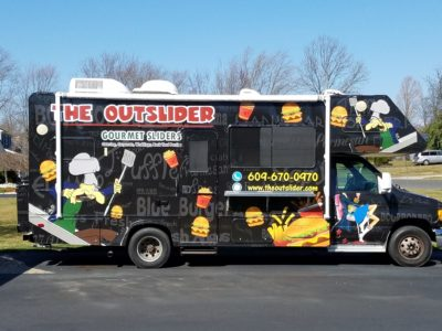 The Outslider an NJ Food Truck