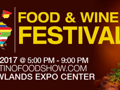Latin Food & Wine Festival