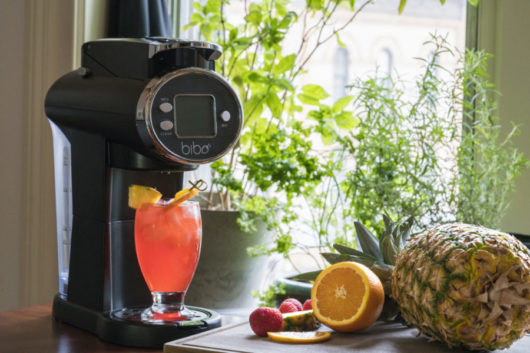 Bibo Barmaid makes cocktail making easy as the push of a button