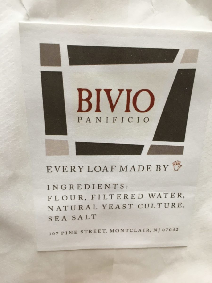 Bivio bag boasting simple ingredients