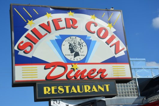 Silver Coin Diner, Michael C. Gabriele, Jersey Bites