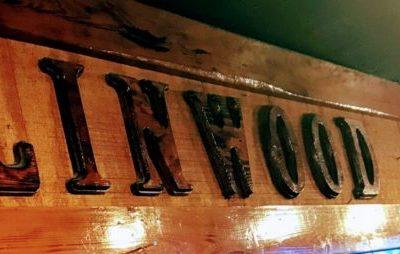 The Linwood Inn sign