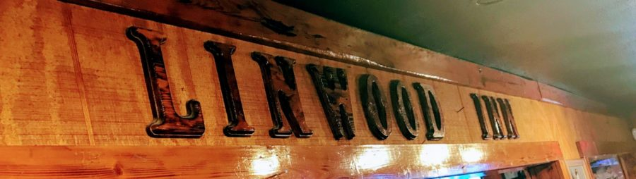 The Linwood Inn sign