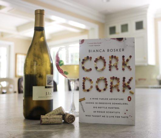 Cork Dork, Deanna Quinones, Morristown Festival of Books, Jersey Bites