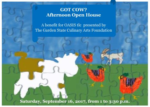 Got cow open house
