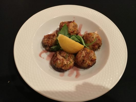 Stuffed mushrooms, Valenzano Winery, Jersey Bites, Davin Mullen