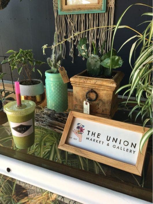 The Union Market & Gallery in Tuckerton, Jersey Bites, Cindy Dudas