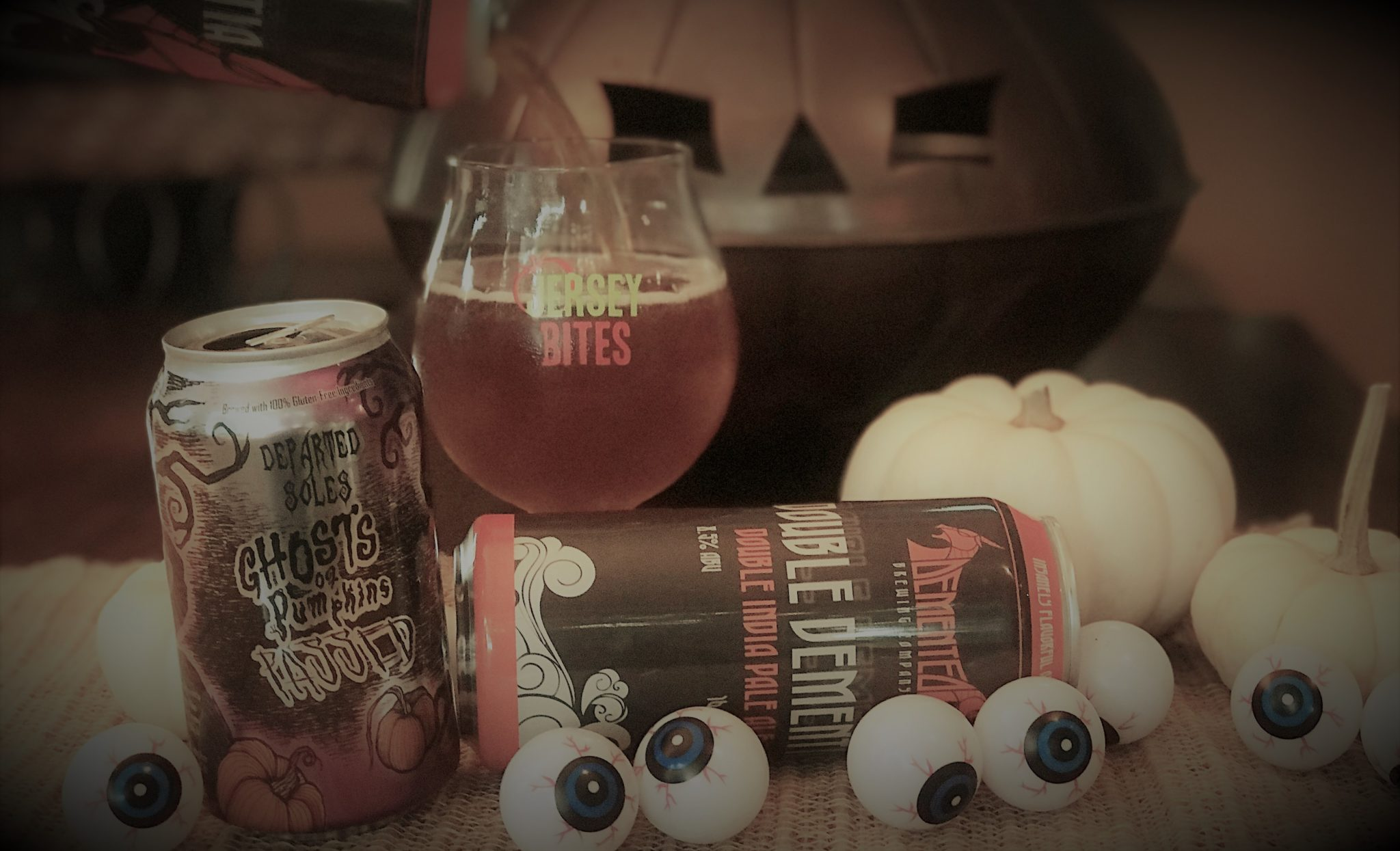 Scary craft beers