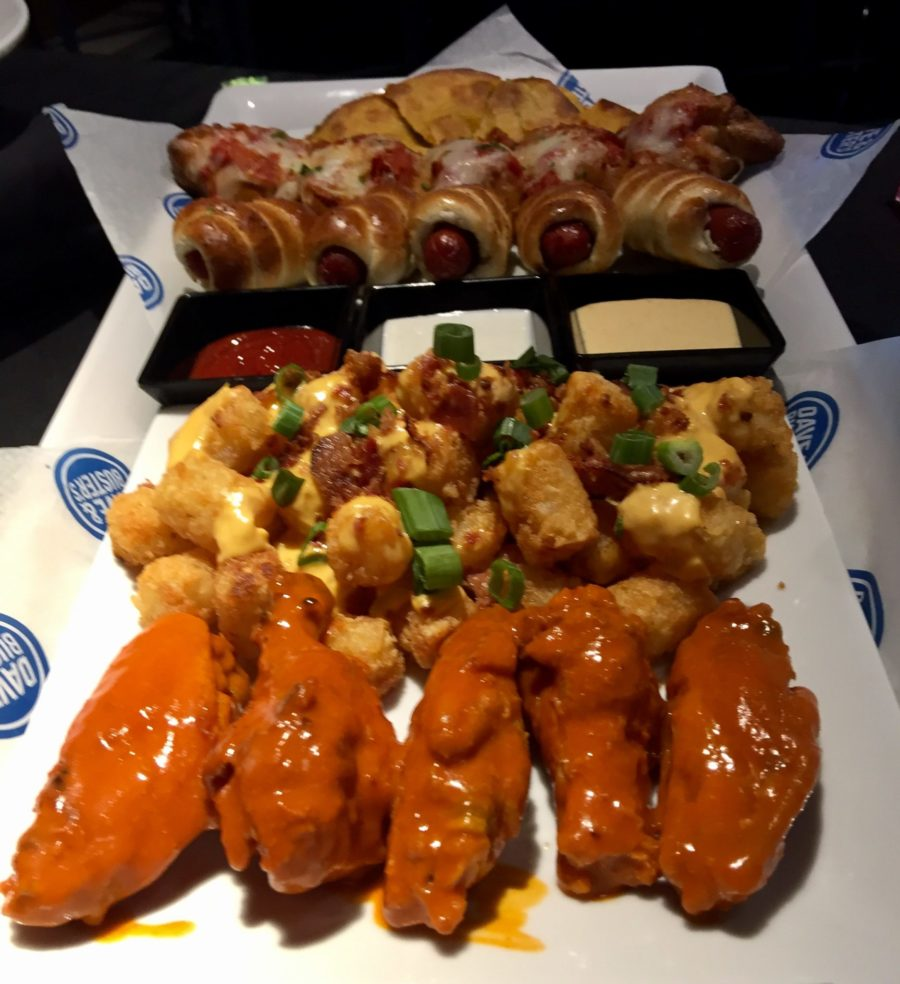 Dave & Buster's Woodbridge, Marina Kennedy, Jersey Bites