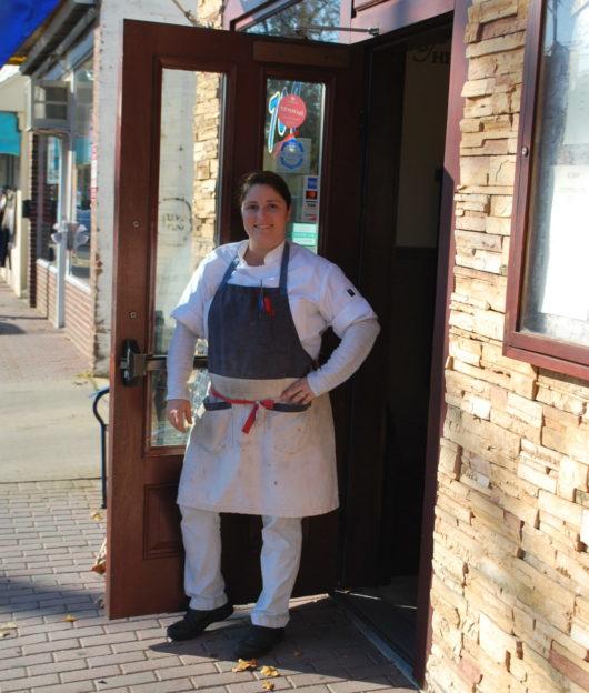 Meg LaManna, Executive Chef