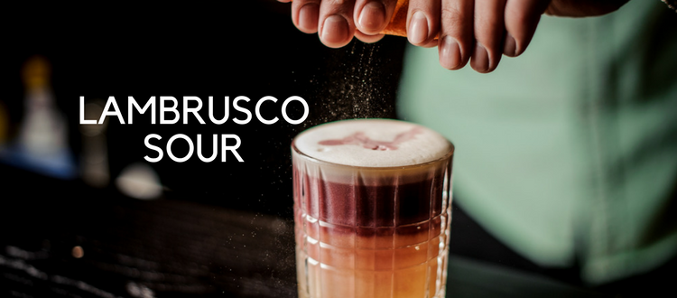 Labrusco Sour recipe