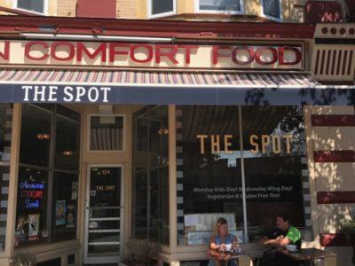 The Spot Montclair exterior
