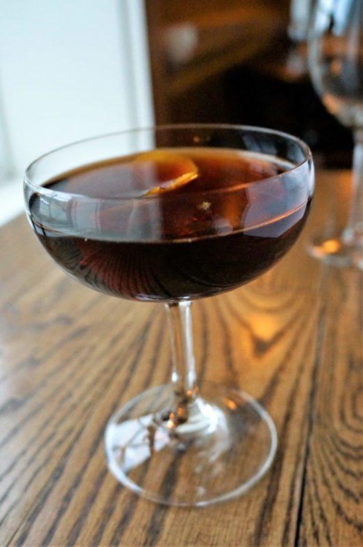 espress yo-self cocktail from The Grand Tavern