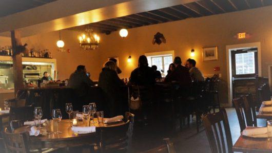 interior bar at The Grand Tavern in Neptune