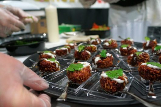 Beetroot Tikki from Aarzu