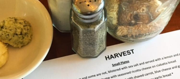 Harvest FarmtoTable Fare In Farmingdale Jersey Bites - Farm to table near me