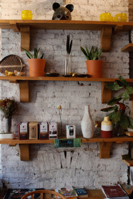 bwe kafe in Hoboken and Jersey City, Jersey Bites, Julie Hartigan