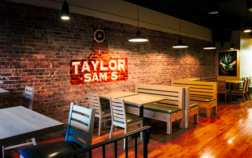image courtesy of Taylor Sam's in Red Bank, Jersey Bites, Danielle Zilg
